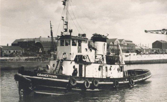 Grangetown Polaris Yacht History