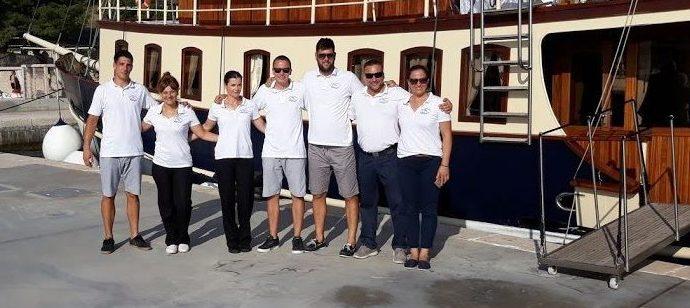 Polaris Boat Crew
