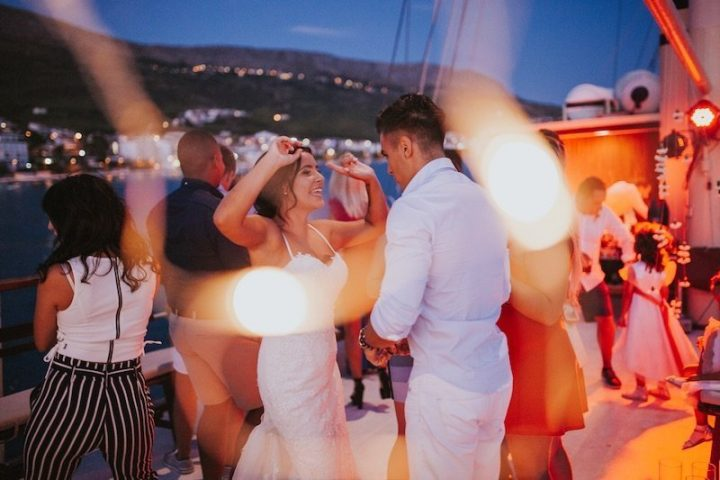 Best wedding party in Split