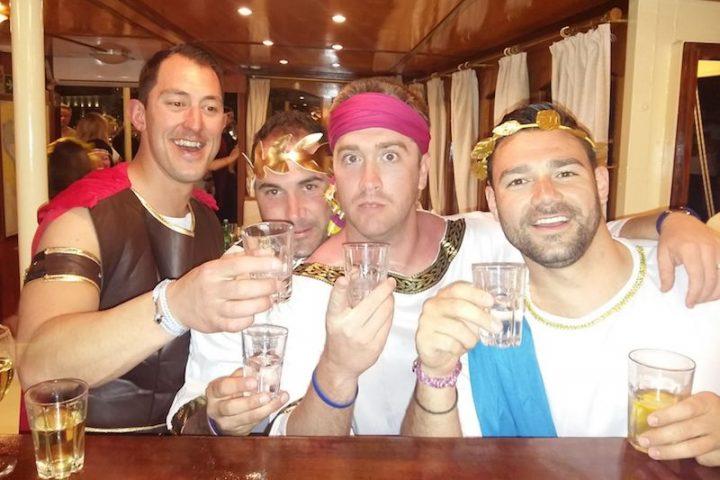 Private Romans Party Polaris Split