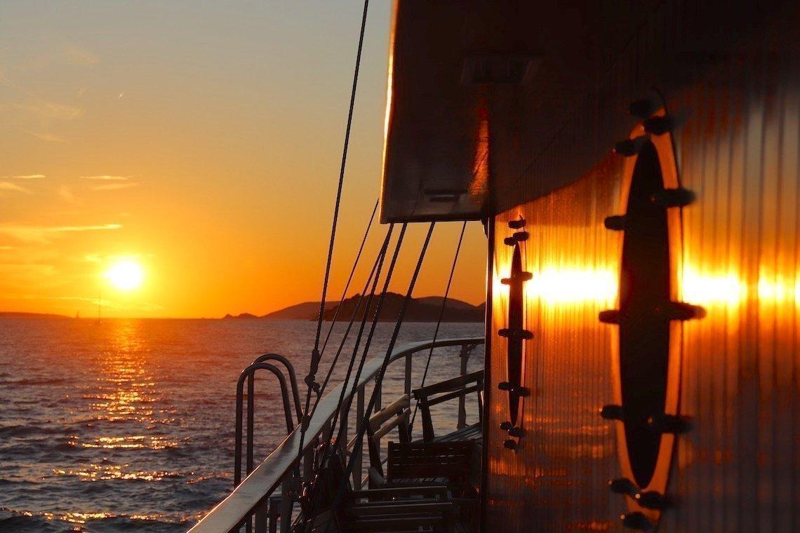 Sunset Cruise Split Croatia