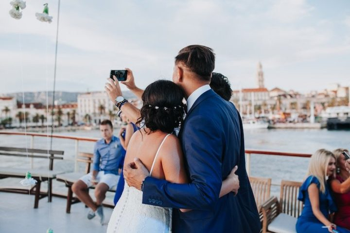 Best Wedding Boat in Split