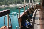 Swimming cruise from Split with Polaris